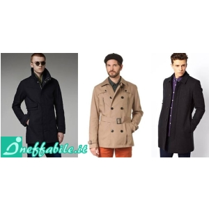 Il Trench: uno dei must have maschili per la primavera estate 2014