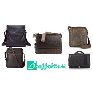 L'imperativo fashion della borsa da uomo