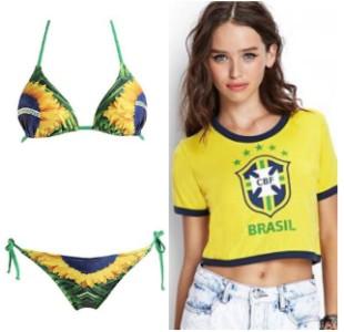 La moda ai tempi dei Mondiali di calcio 2014